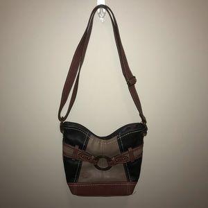 BOC faux leather bag